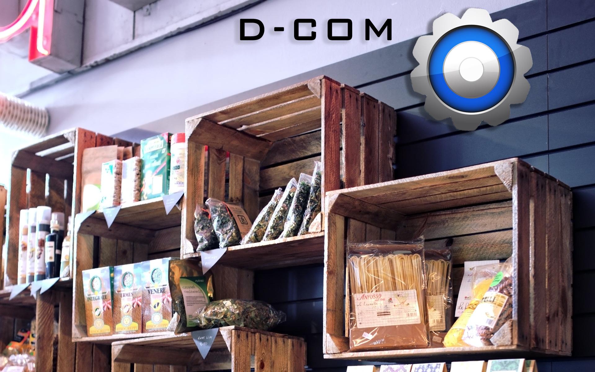 D-COM